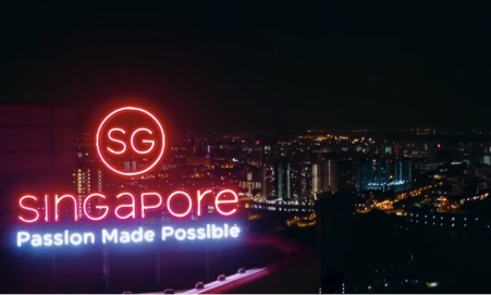 Singapore Passion Made Possible
