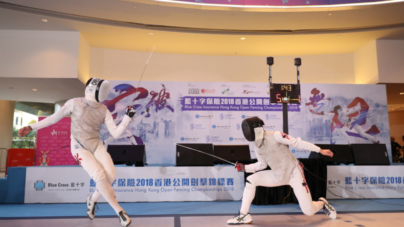 BlueCross_Fencing HKO_Echoasia