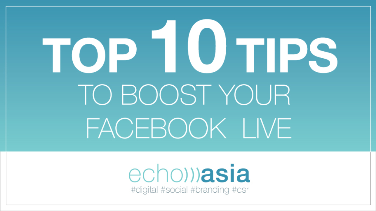 You know how challenging it is to get your Facebook content being more engaging with your fans or even earn a few more likes. And, now you also have done your Facebook Live for your event or product showcase yet with only a few dozen viewers.  Need some help in social content management?