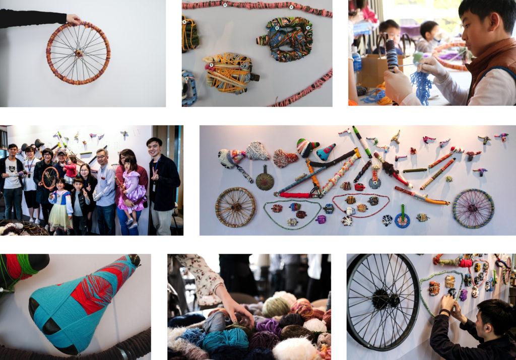 community, art, workshop, wollen
