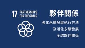 聯合國可持續發展目標 SDG Goal 17