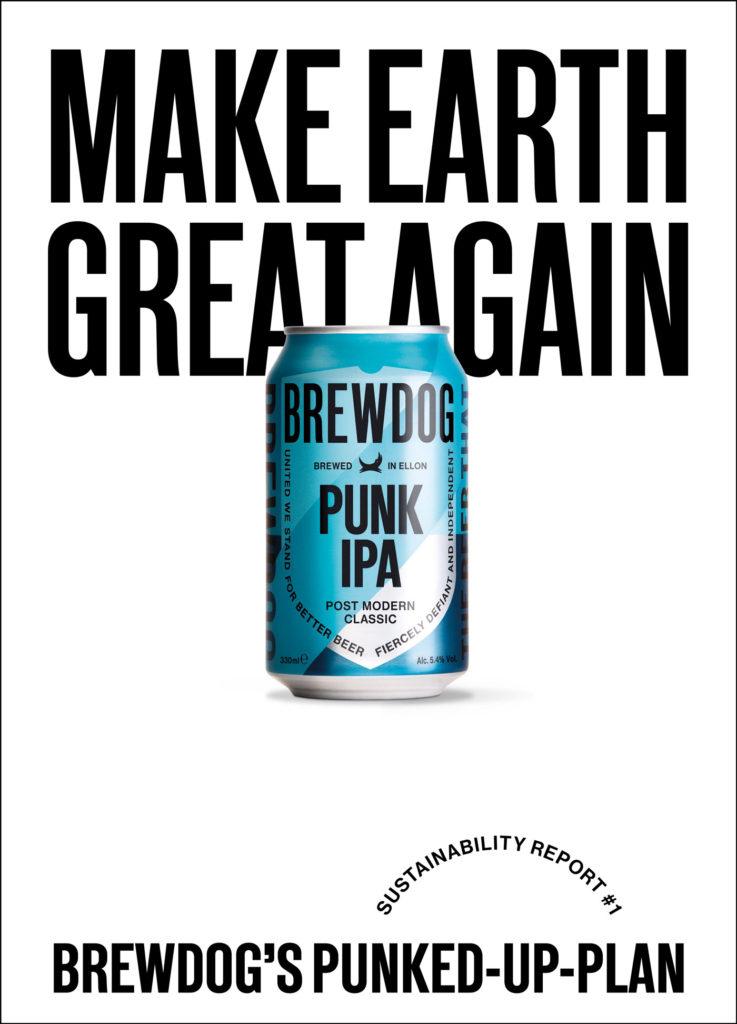 BrewDog beer carbon neutral