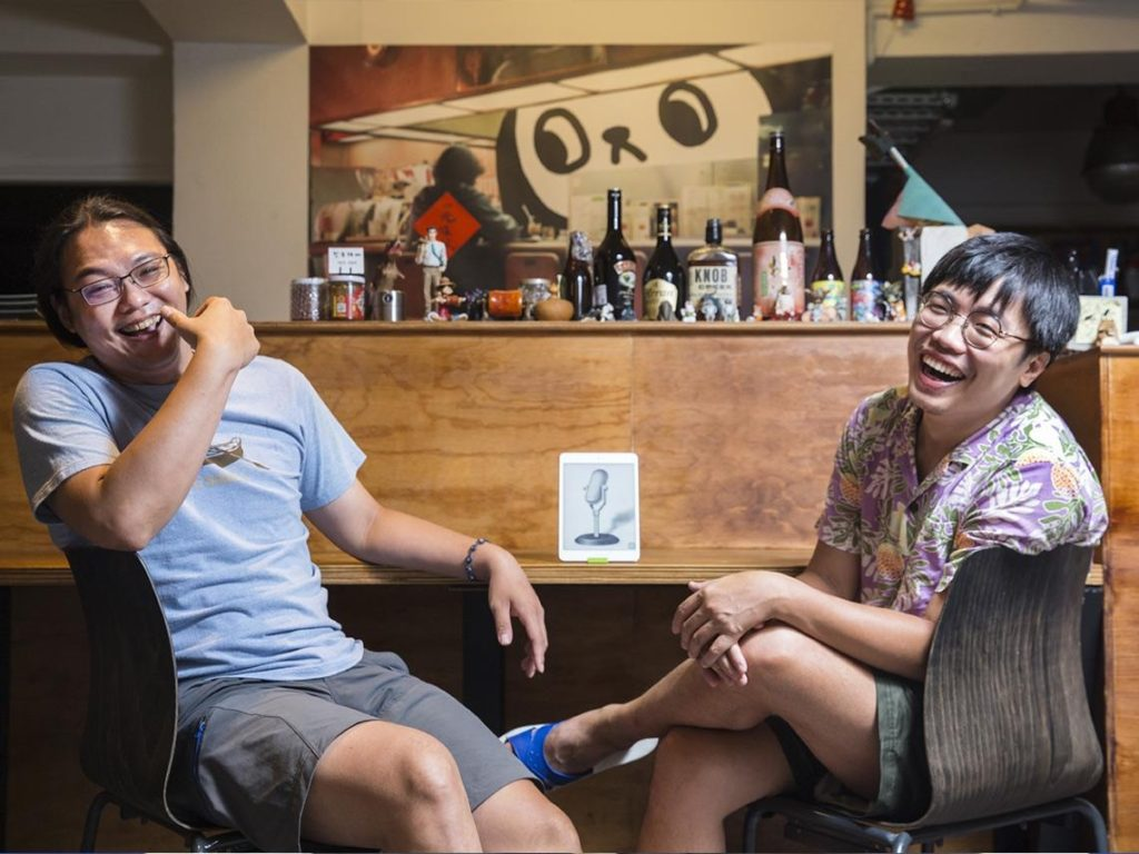 台灣通勤第一品牌 Podcast echoasia