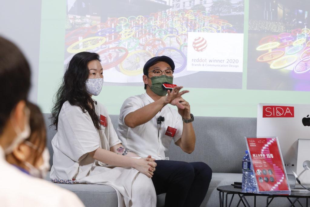 HKDA SIDA sharing semniar, echo asia